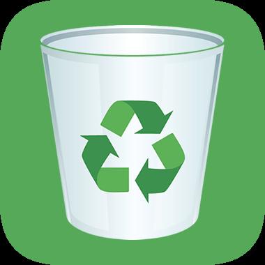 SmartRicicla, l'app per la raccolta differenziata in Italia. Riduci. Riusa. Ricicla.